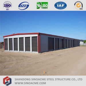 Sinoacme Low Cost Steel Structure Storage Building pictures & photos