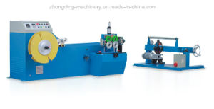 Middle Cross Section High Speed Automatic Coiling Machine