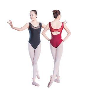 9d87b7059 China Adult Black Ballet Leotards for Girls Ballet Clothes for Wowen ...