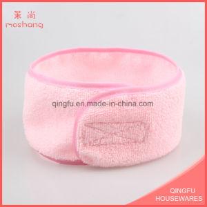 Custom Logo Microfiber Polyester Headband