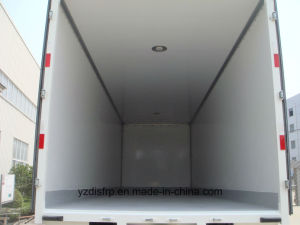 Competitive Price FRP Dry Cargo Truck Body with ISO9001 Approved pictures & photos
