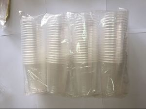 Disposable Plastic Cup Counting and Packing Machine (PPBZ-450) pictures & photos