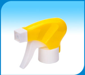 Plastic Foam Trigger Sprayer for Household Cleaning pictures & photos