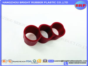 Silicone Tube Extrusion Silicone Sleeve Customized pictures & photos