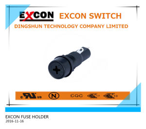 China Fuse Holder Fh1-S-Pz with Anti-Corrosion Charactor
