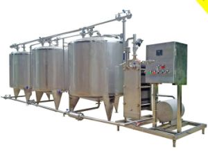 Automatic CIP Cleaning System (CIP) for Dairy Beverage pictures & photos