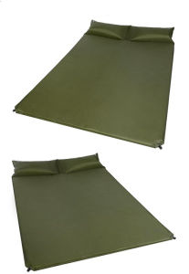 Inflatible Military Green Tactical Outdoor Camping Travelling Water-Proof Thermal Foam Mat pictures & photos