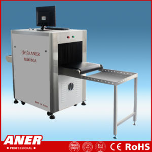 International Safety Standard X Ray Luggage and Baggage Scanner Machine K5030A with 50X30cm Tunnel Size pictures & photos