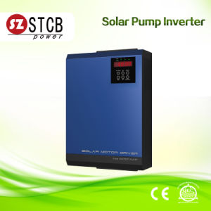 Water Pump Inverter 7.5kw with MPPT Solar Charger for Irrigation
