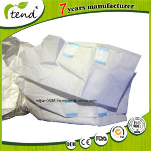 Adult Diaper PP Frontal Tape Land Zone for The Old pictures & photos