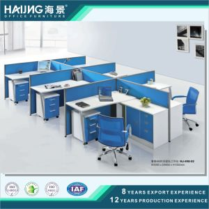 Simple Office Furniture Modern Staff Workstation, Workstation for Employee