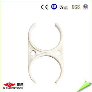Popular Smooth Twin Clamp for Water Treatment Factory pictures & photos