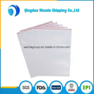 Hot Salecustomized Resealable Zip Lock Bags