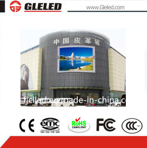 Common Use Outdoor Full Color Advertising LED Display P6 pictures & photos