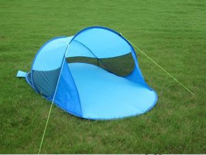 Anti-UV Automatic 2-Second Pop up Beach Tent & China Anti-UV Automatic 2-Second Pop up Beach Tent - China Tent ...