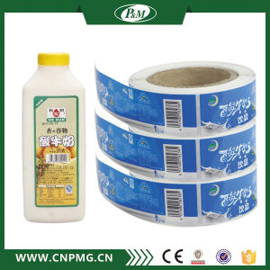 Custom Adhesive Private Label Sticker Printing pictures & photos
