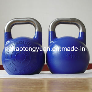 Steel Professional Hollow Kettleebell (8KG-48KG) pictures & photos