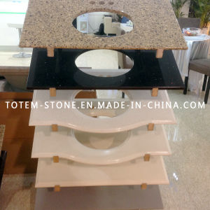 Granite/Marble/Quartz Stone Vanity Top/Countertops for Kitchen, Bathroom