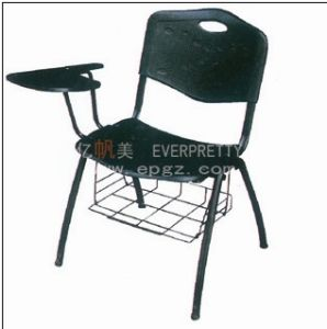 Guangzhou Manufacturer Plastic School Chair with Writing Pad Tablet (SF-22S) pictures & photos