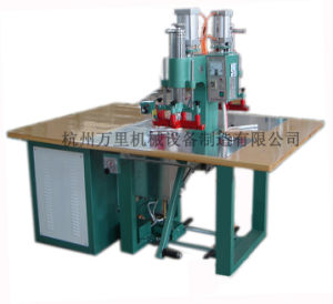 Pneumatic and Pedal Control Plasti Cwelding Machine (Radiofrequency)