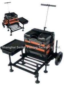 China Fishing Seat Box With Wheel and Handle (SE10018) - China