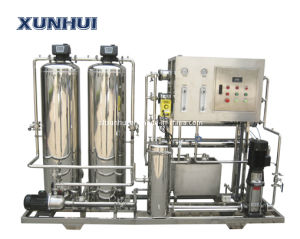 RO Water Treatment System of 1000 L / H Stainless Steel (PHRO-1000)