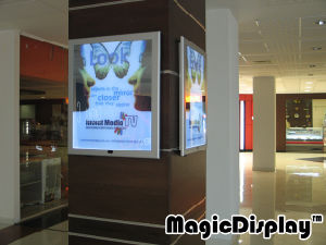Mirror Light Box With One Image (MDMM-A1)