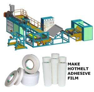 TPU Adhesive Film Extrude Machine