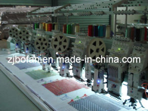 Cord/Coiling Embroidery Machine (612) pictures & photos