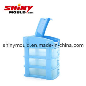 3 Layers Drawer Mould (SM-DR-T)