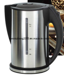 Electric Stainless Steel Water Kettle with 1.8L Capacity