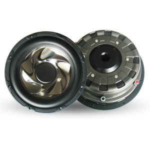 "12"" 4-OHM Flat Shallow-Mount Subwoofer 1400W (FSW-12A) pictures & photos"