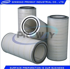 Air Filter Cartridge for Dust Collector of Shot Blasting