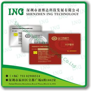 Logical Encryption Card/Smart Card/PVC Card