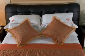 Hotel Pillow Case, Cushion, Bed Runner pictures & photos