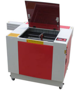 Mini laser engraving and cutting machine RJ6040H pictures & photos