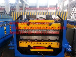 Double Layer Roll Forming Machine Lts-A2 pictures & photos