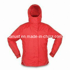 100% Nylon Taslan Ripstop Full Dull Fabric for Rain Jacket