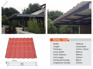 Discount Good Quality House Roofing Sheet pictures & photos