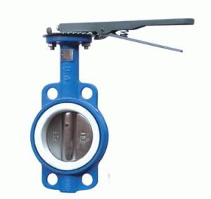 Wafer Type Spline Butterfly Valve