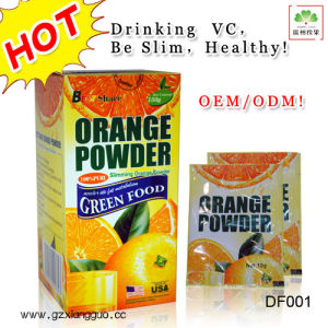 Best Sales Slimming&Weight Loss Orange Powder
