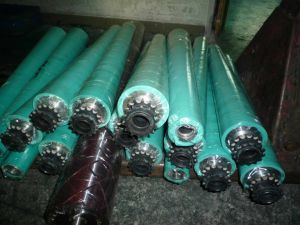 Rubber Roller for Conveyor Machinery pictures & photos