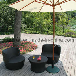 Outdoor/Rattan/Wicker Sofa Furniture (HR-S21)