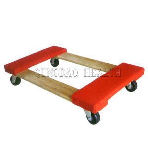 Red Carpeted Mover Dolly (TC0503-1) pictures & photos