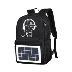 Solar Power for Mobile Phone Outdoor Solar Backpack