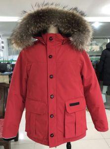Duck Down Winter Coat 80 Down Jacket