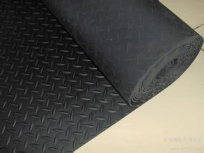 High Duty Rubber Sheet with Nylon Reinforcement