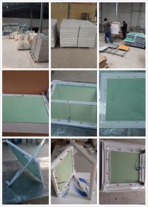 Gypsum Board Aliminum Ceiling Access Panel