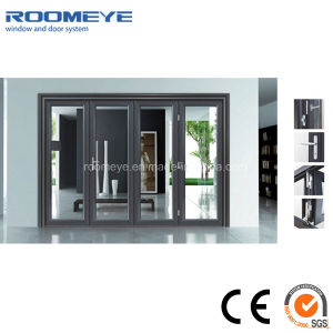 Roomeye Aluminum Bi-Folding Door/Aluminium Folding Door/Multi-Leaf Door pictures & photos