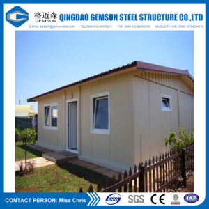 Affordable and Well Installation Prefab Steel House pictures & photos